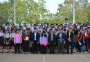 โครงการประสัมพันธ์เชิงรุกเพื่อรับนักศึกษาใหม่ คณะมนุษยศาสตร์และสังคมศาสตร์ ประจำปีการศึกษา 2563